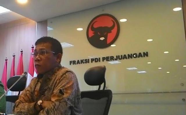 Masinton PDIP Sebut Orang Kolot yang Mainkan Isu PKI