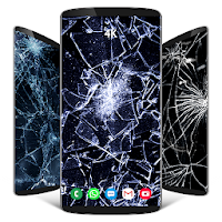 Wallpaper with broken screen Apk Download for Android