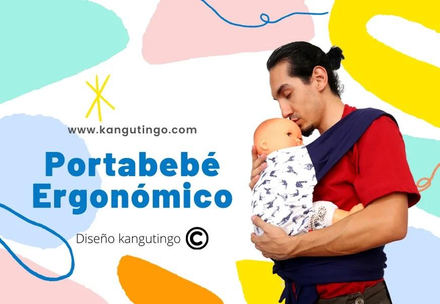 Portabebé ergonómico