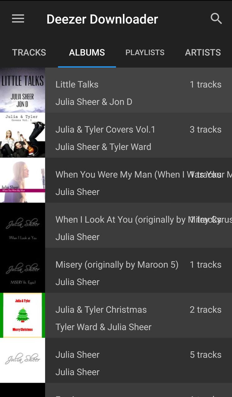 Deezer Downloader v1.4.12 APK – Baixe músicas do Deezer e ouça offline |