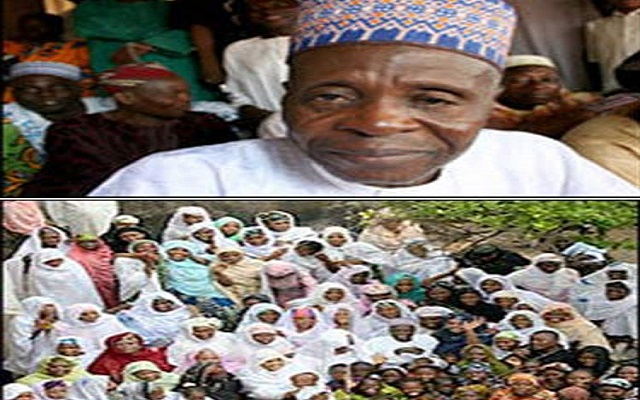 Nigerian Muslim Man with 86 wives dies, leaves behind 203 kids [Video]