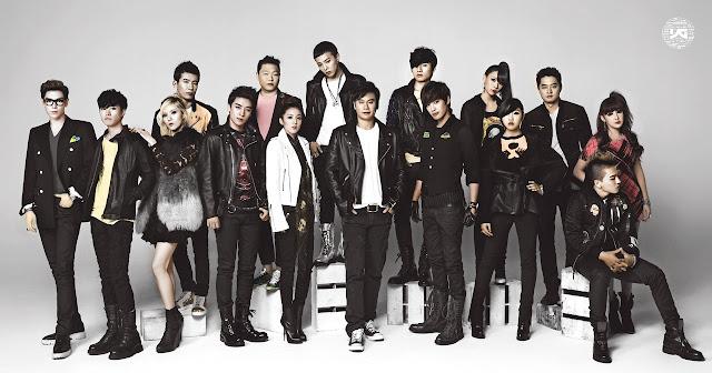 5 Perusahaan Entertainment Terbesar Di Korea
