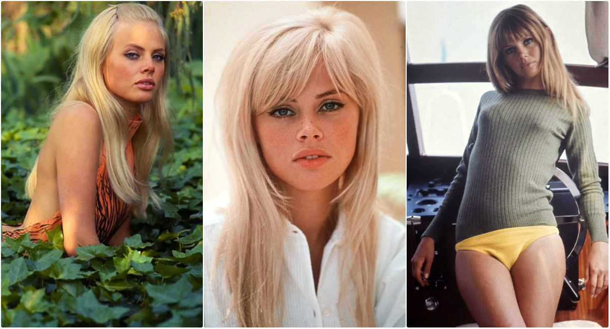 Britt Ekland: The 1960s Swedish Beauty Icon
