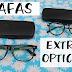 Mi opinión sobre las gafas extra optical online (Decepción)