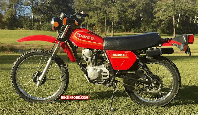1980 Honda XL185S