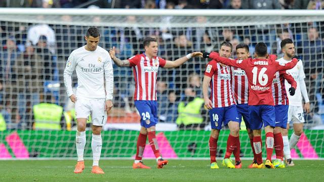 Prediksi Atletico Madrid vs Real Madrid Liga Spanyol