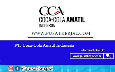 Lowongan Kerja PT Coca-cola Distribution Indonesia Oktober 2020