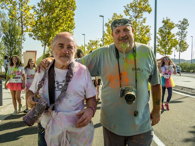 Holi Run Zaragoza Holi Life Zaragoza 2017 #siente el color  Los Fotografos