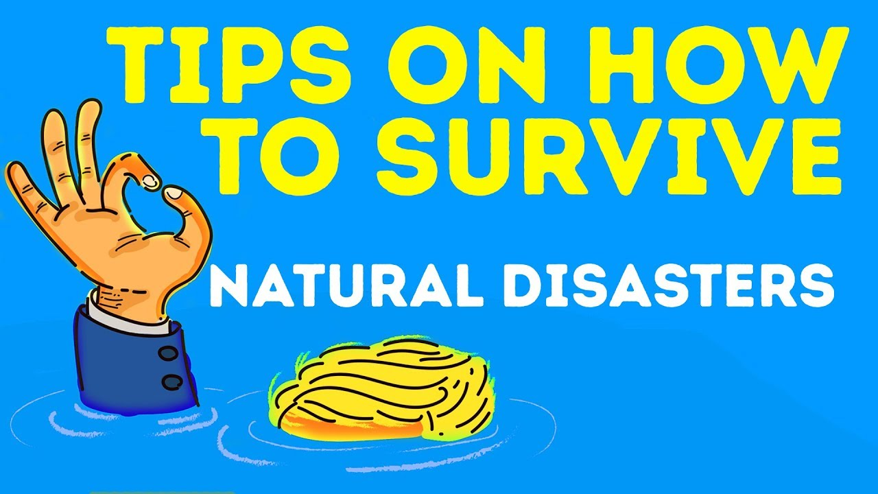 44dd012a8a8 The Best Guide on How to Survive Natural Disasters - LifeStyle Wikis