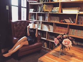 Tidak Pernah Membaca Buku dan Menulis Novel