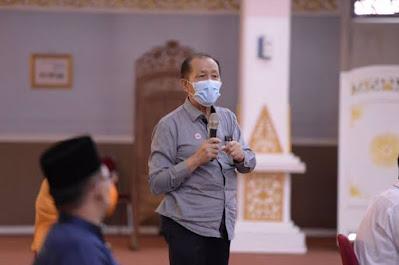 Cegah Penularan Covid-19, Ahli Epidemiologi Riau Ajak Masyarakat Buka Puasa di Rumah Aja