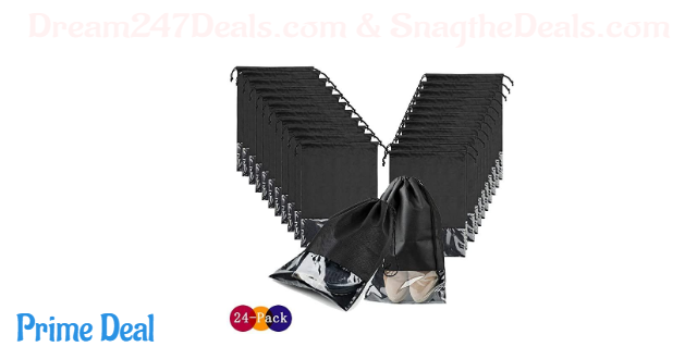 50% off Shoe Bags for Storage in Closet--4~24pcs