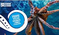 Logo Acquario di Genova: partecipa gratis e vinci ingressi e ricevi subito € 5 di buono sconto (premio certo per tutti)