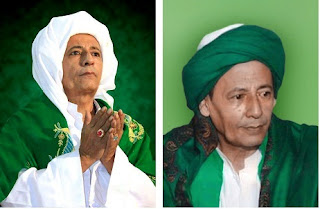 Nasab habib muhammad luthfi bin yahya