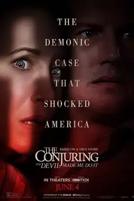 فيلم The Conjuring: The Devil Made Me Do It 2021 مترجم اون لاين