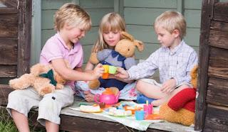 Qual o poder das bonecas de pano no densenvolvimento infantil