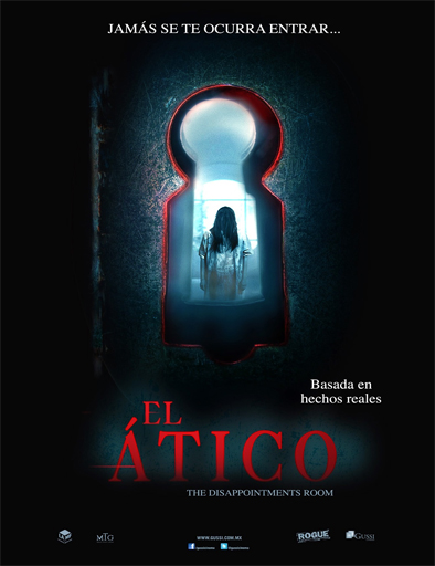 Ver El ático (The Disappointments Room) (2015) Online