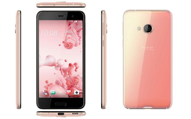 HTC U Play Smartphone Kelas Menegah yang Rilis Bersamaan dengan HTC U Ultra
