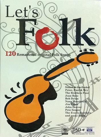 Download [Mp3]-[Songs For Hit] Let's Folk 120 Remastered original Folk Songs @320Kbps 4shared By Pleng-mun.com