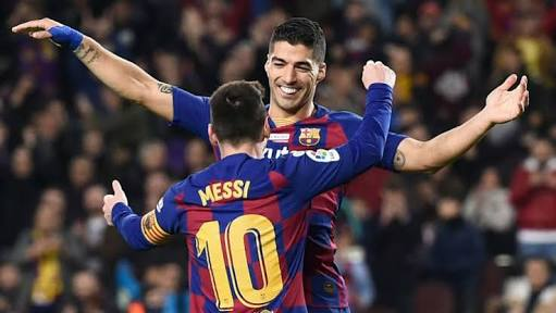 Suarez: I don't believe messi will leave Barcelona