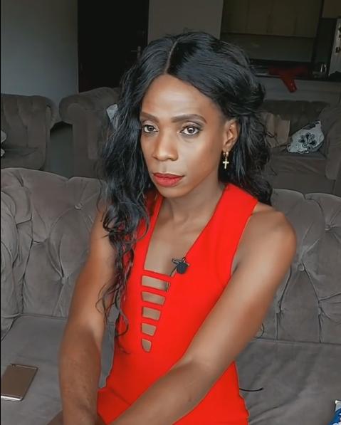 Eric Omondi Comes Out As Transgender Gay Transgender Jacque Maribe
