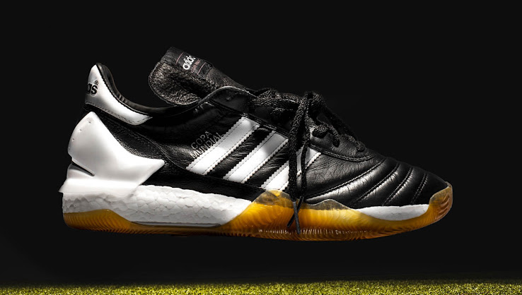 52e24af89a3 Adidas Copa Mundial Boost by The Shoe Surgeon Revealed - Footy ...