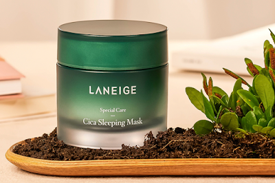 sleeping mask untuk kulit berminyak