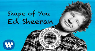 Shape of You song Lyrics