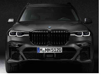 2021 BMW X7 Dark Shadow Limited Edition First Look