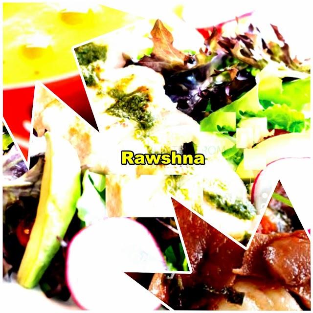 تحضير الدجاج المدخن بالخضراوات مع احلى طبق كوسا ولحم مقدد