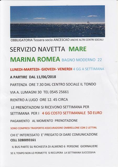Bagno Moderno 22 Marina Romea.Pavaglionelugo Net La Romagna Estense On Line Marina Romea