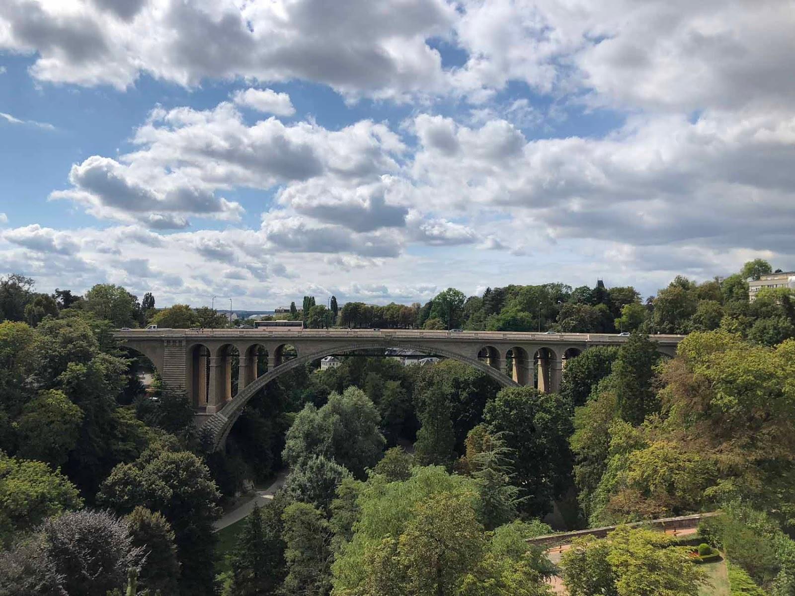 Adolphe Bridge Luxemburg Luxembourg