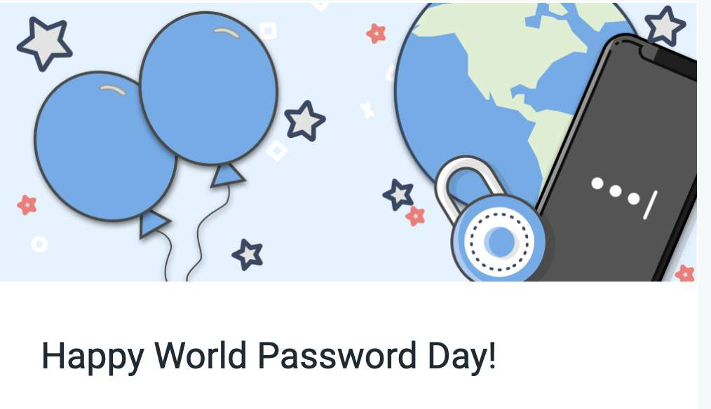 World Password Day Wishes For Facebook