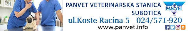 Veterinarska ambulanta Panvet Subotica