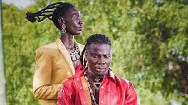 Stonebwoy preaches freedom, free-spiritedness in 'Le Gba Gbe' video