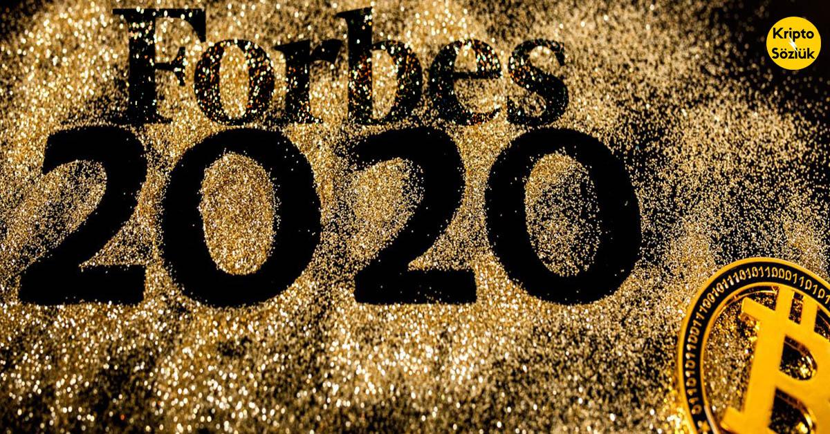 Forbes 2020 Dünya Milyarderleri Listesinde 4 Kripto Para Girişimcisi