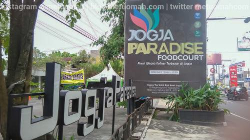 Mengenyam Beragam Kuliner di Jogja Paradise Foodcourt