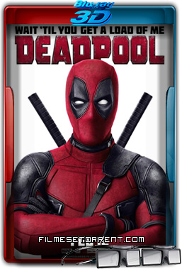 Deadpool Torrent 2016 1080p 3D Half-SBS