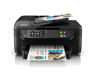 Epson WorkForce WF-2651 Drivers Download