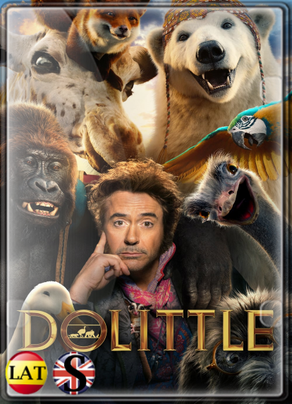 Dolittle (2020) HD 1080P LATINO/INGLES