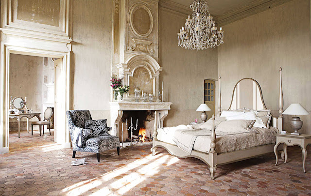 French Style Bedrooms Ideas .