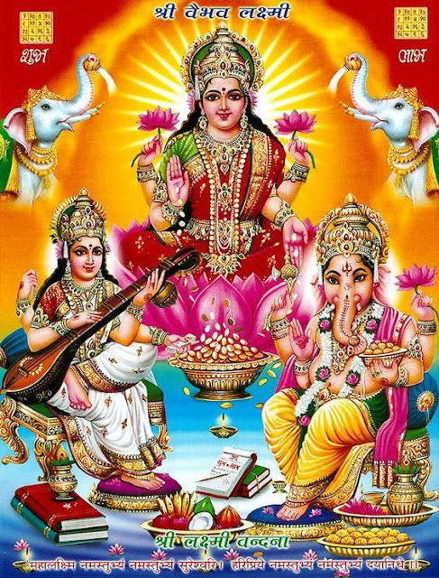 hindu devi devta photo download ganesh sarwati lakshmi pics