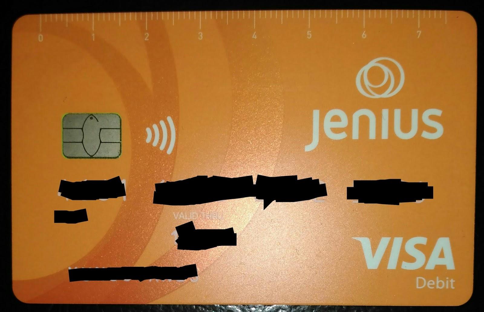 Cara Verifikasi Paypal Menggunakan Kartu Jenius Bank Btpn