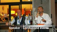 Speaker eventi