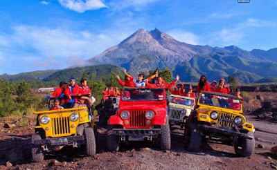 Merapi Jeep Lava Tour
