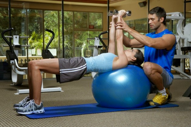 4 Benefits To Working Out With Weights