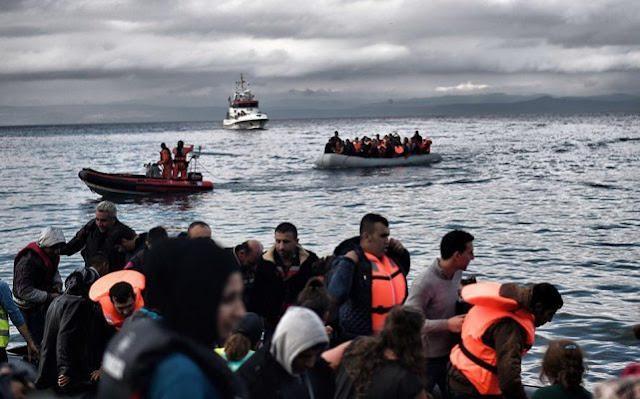 Ξεκίνησαν πάλι οι προσφυγικές ροές
