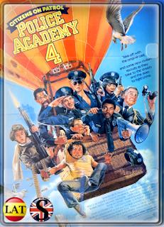 Loca Academia de Policía 4: Los Ciudadanos se Defienden (1987) FULL HD 1080P LATINO/ESPAÑOL/INGLES