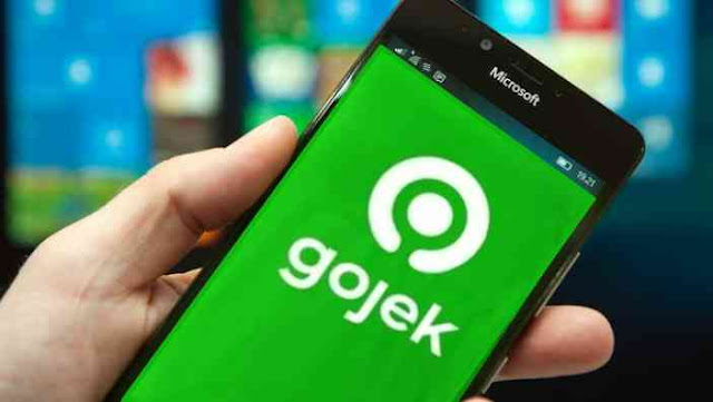 Cara pesan gojek di windows phone, cara pasang gojek windows phone