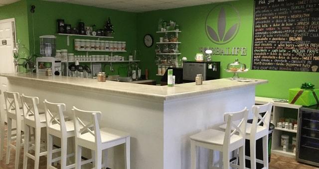 local herbalife nutrition club smoothie shop
